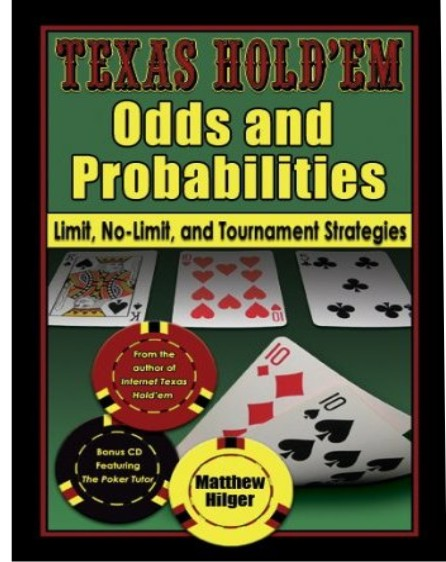 poker odds book
